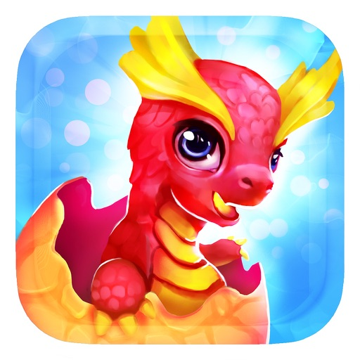 Dragon Hatch - Surprise Eggs iOS App