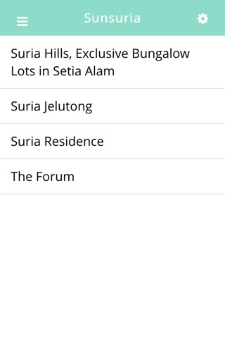 Sunsuria screenshot 2