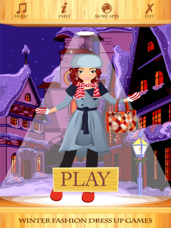 App Shopper Winter Fashion Dress Up Games Games