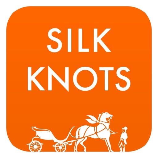 爱马仕教你用丝巾:Hermès Silk Knots