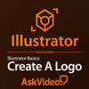Course For Illustrator CC 101 - Illustrator Basics - Create A Logo