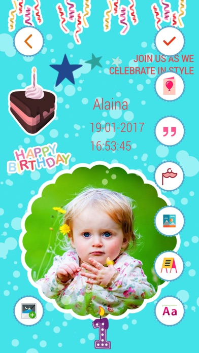 Birthday Invitation Card Maker HD On The App Store - App for birthday invitation