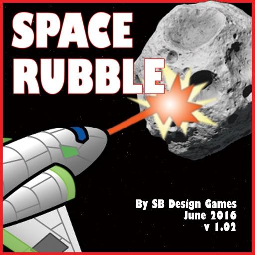 Space Rubble iOS App