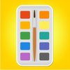 Colorful Arts and Crafts Supplies Sticker Pack Wiki