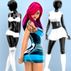 DressDoll : 3D DressUp for Adults Icon