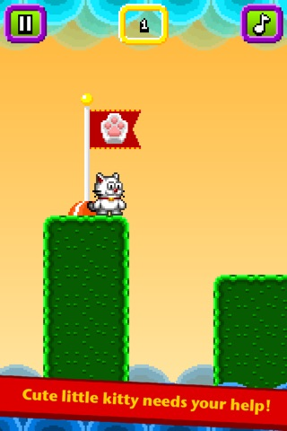 Jumpy Cat screenshot 3