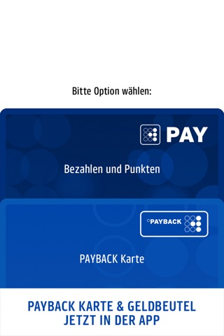 PAYBACK - Karte, Coupons, Geld screenshot 3