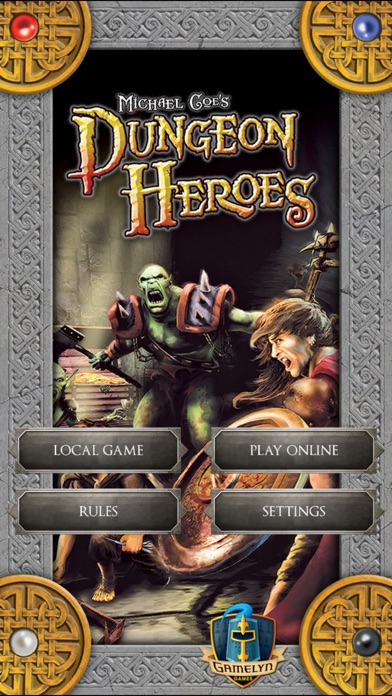 Dungeon Heroes: The Board Game Screenshots