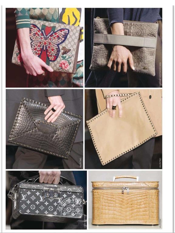 fashion focus man bags accessories par audience media s l. Black Bedroom Furniture Sets. Home Design Ideas