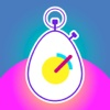 Egg timer: quick and easy flippin eggs