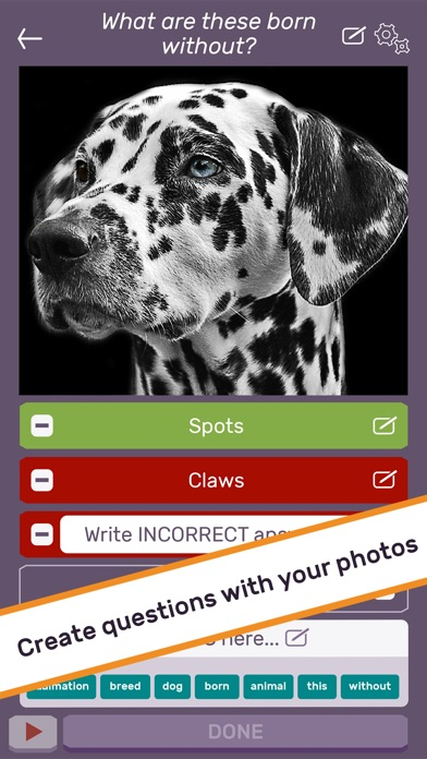 PlayPhoto : Trivia Picture Quiz 1000s of Quizzes Screenshot 3