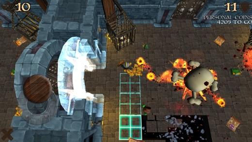 Crumble Run Screenshot