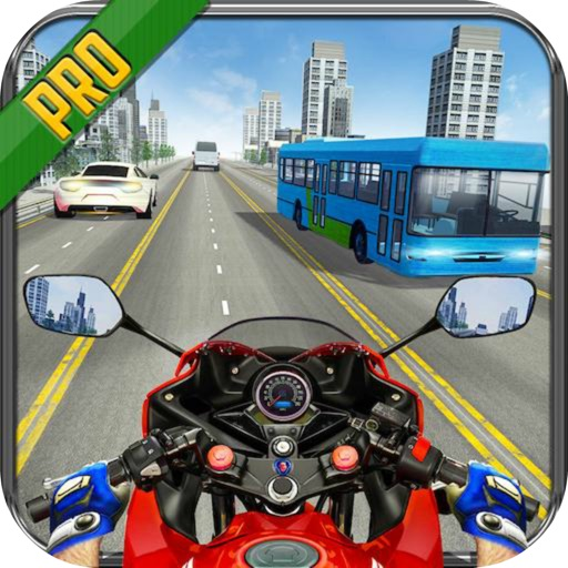 Real Moto Bike Racer iOS App