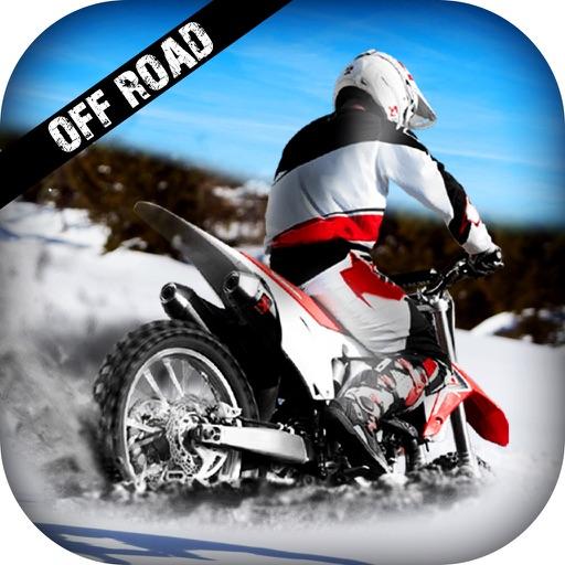 Off-Road Racing Bike Stunts iOS App