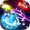Glow Hockey HD 2 - Spieler Neonlicht Luft Hockey