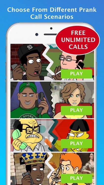 Prank Call App Dial Pranks by JK2Designs LLC