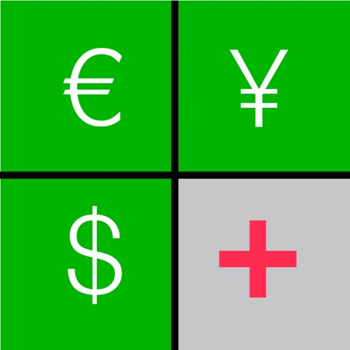Currency+ (Converter, Charts, Trends and Alerts)