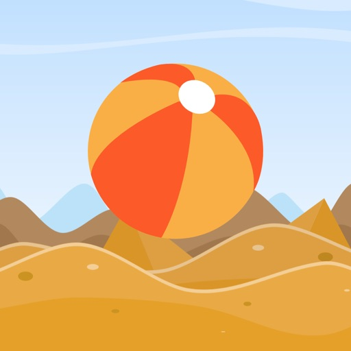 Beach Desert Icon