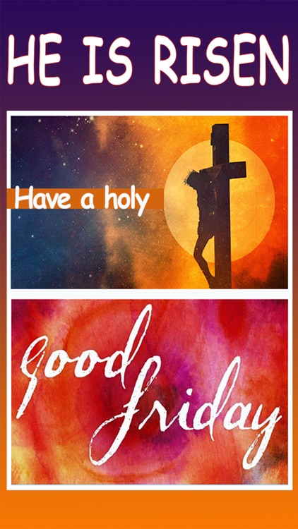 Good friday greetings card apps easter ecards hd by sunil chandra saha good friday greetings card apps easter ecards hd m4hsunfo