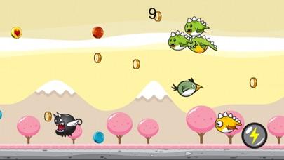 Greeny Bird Cotton Candy World Dasher screenshot