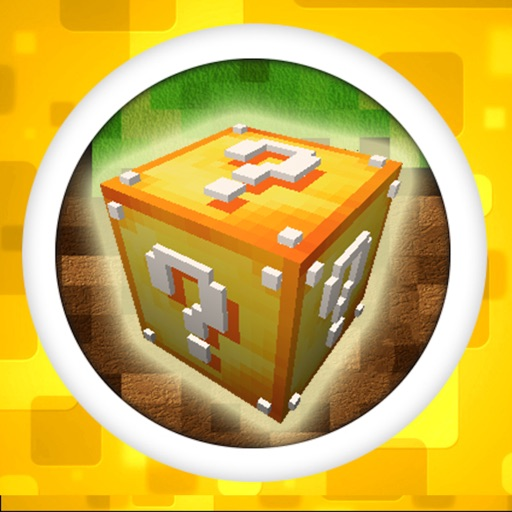 The luckiest addons for Minecraft pe by Hoang Yen