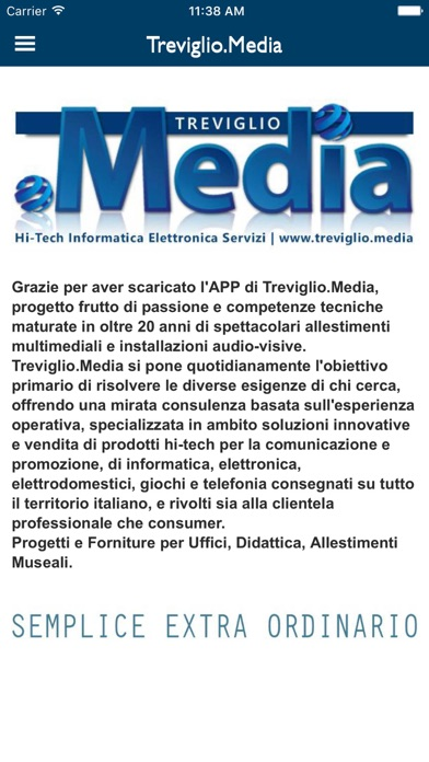 Screenshot of Treviglio.Media2
