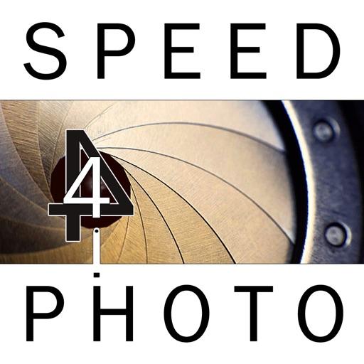 Speed4Photo iOS App