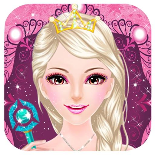 Fashion Pearl Princess Salon-Fun&Free Girls Games Icon