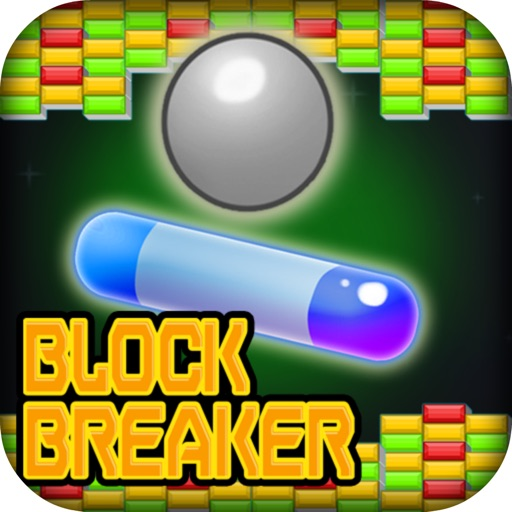 Block Breaker Free Edition iOS App
