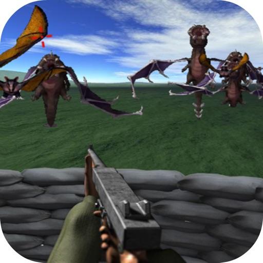 Monster Shooting Defense iOS App