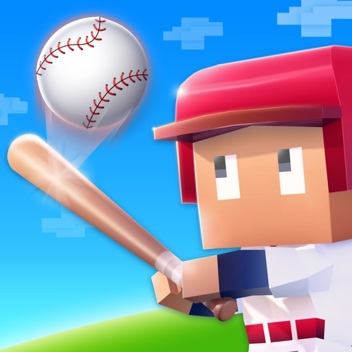 Blocky Baseball - Endless Arca... app for ipad
