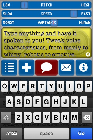 Speak Bot screenshot 1