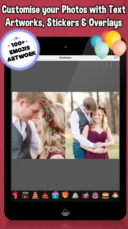 wedding anniversary photo frames collage maker