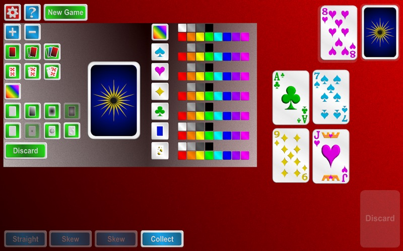 Happy Solitaire Screenshot