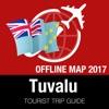 图瓦卢 旅遊指南+離線地圖