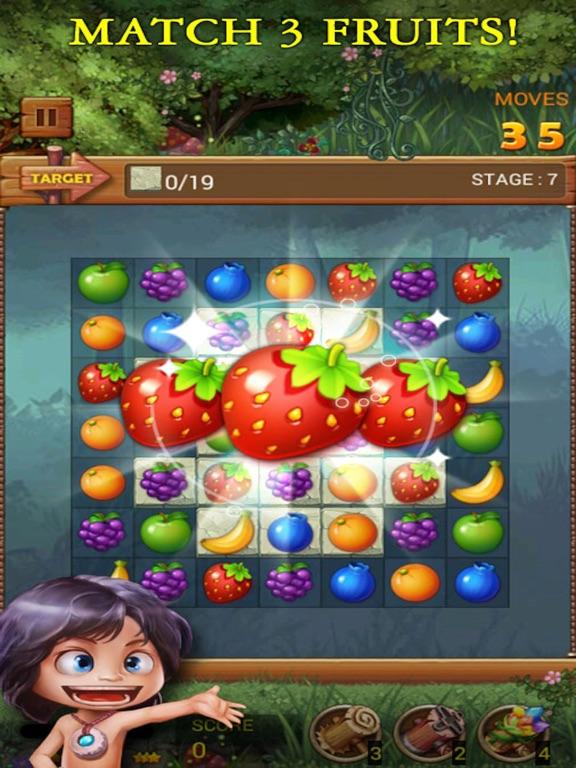 Фруктовый лес: Радужное яблоко Скриншоты7