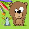 Bear Mouse Coloring Book Game For Kids Edition Wiki