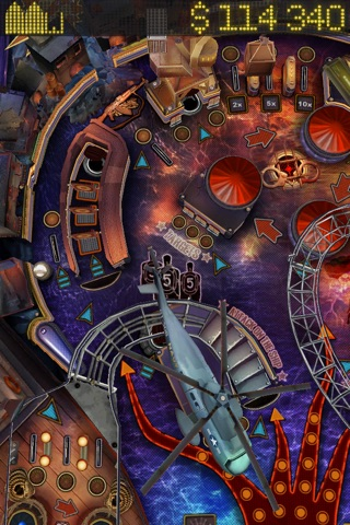 War Pinball screenshot 4