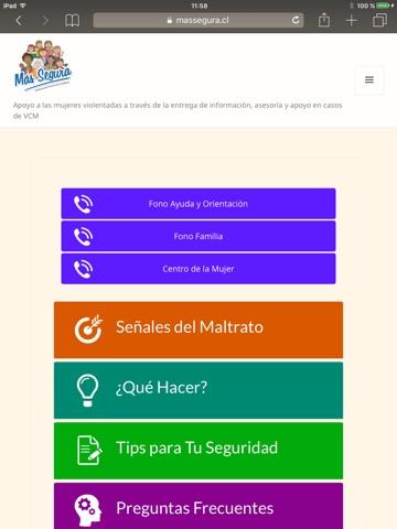 Mas Segura screenshot 2
