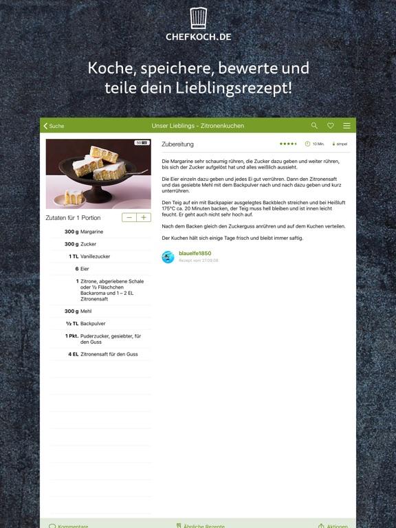 Chefkoch – Rezepte & Kochbuch Screenshot