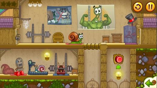 Snail Bob 2 (Улитка Боб 2) Screenshot