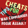 Cheats Tips For War Commander Rogue Assault