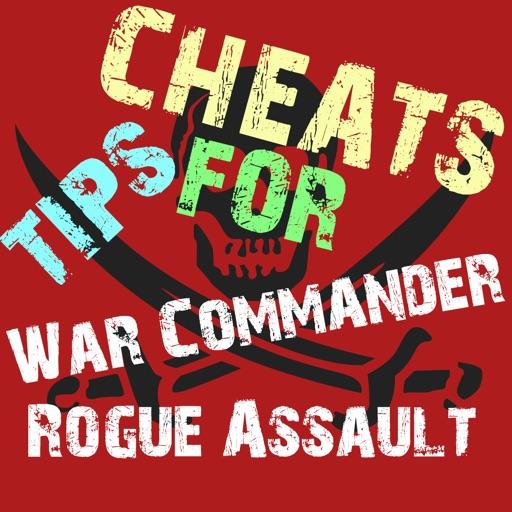 Cheats Tips For War Commander Rogue Assault Icon