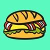 YUMMy food Stickers food database