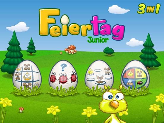Feiertag Junior - 3 in 1 Screenshot