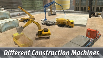 City Builder Machines Driver Full screenshot 4