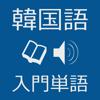 韓国語入門単語 - ハングル能力検定(ハン検)・韓国語能力試験(TOPIK)対応