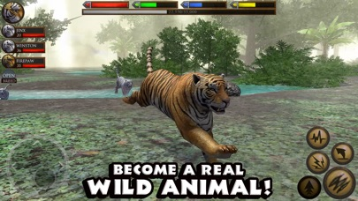 Ultimate Jungle Simulator app