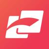 FotoSwipe: File Transfer Photo & Video Sharing App