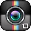 リポスト/リグラム+写真加工 for インスタグラムのPackeD